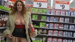 Video Amatoriali all'aperto e Donne Nude in Pubblico